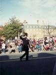 Парад в честь дня президента. Линкольн
