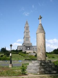 Монумент в память о Первой мировой войне