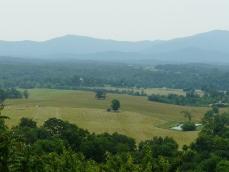 Голубые горы Виргинии