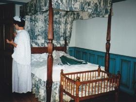Комната для леди с ребенком