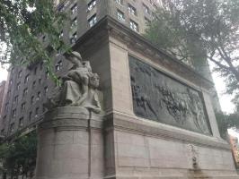 Мемориал пожарным