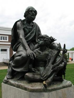 Статя Гомера