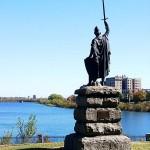 24. Памятник шотландцу Уоллесу