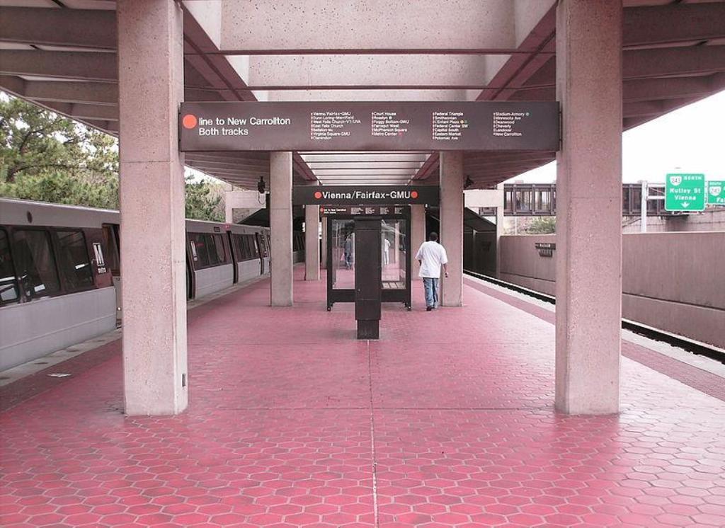 01. Станция метро Вена