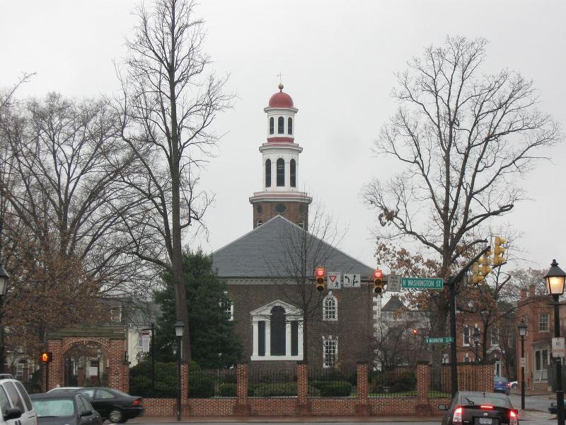 Епископальная церковь Христа